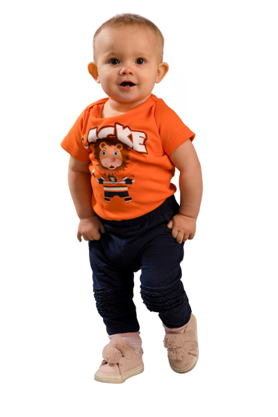 Babybody Lacke Orange 86