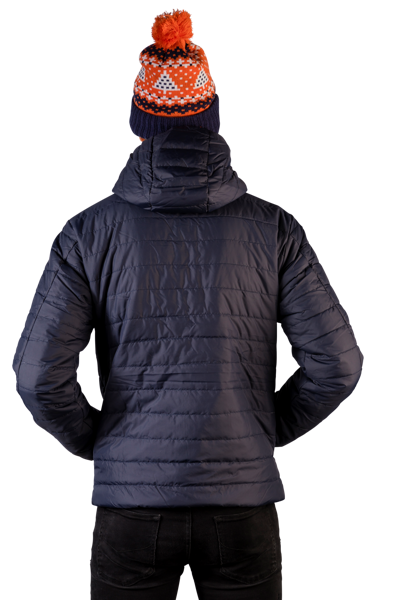 Padded Jacket Hood L
